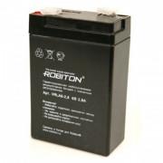 Аккумулятор Robiton VRLA6-2.8 07625