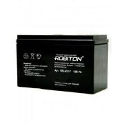 Аккумулятор Robiton VRLA12-7 10209