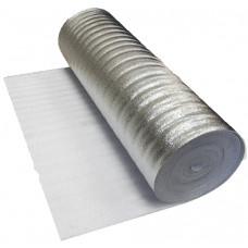 Фольгированный вспененный полиэтилен D 10х120 мм Тепофол