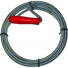 Трос сантехнический 5 м d-6 мм ЗУБР 51902-05