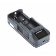 Универсальное зарядное устройство для 1 АКБ с ЖК дисплеем REXANT 18-2241