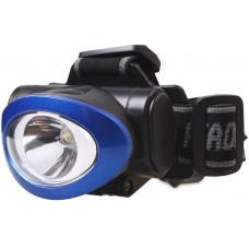 Светодиодный налобный фонарь 1 Вт синий Smartbuy SBF-HL017-B SBF-HL017-B