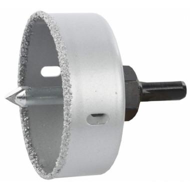 Алмазная коронка с центральным сверлом D-60 мм STRONG СTК-06600060
