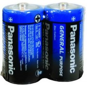 Элемент питания Panasonic R20 BER/2P SR2
