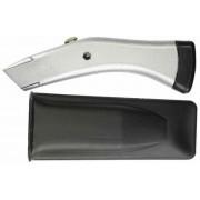 Нож в пластмасовом чехле STAYER Дельфин 0945