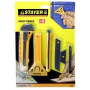 Набор ножей 5 предметов STAYER 0941