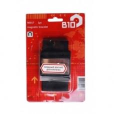 Магнитный браслет черный BRIGADIER 90017