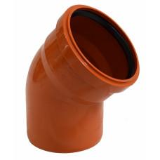 Отвод универсальный ПП D 110*45 мм SINIKON 20120.R