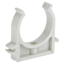 Крепеж-клипса для пластиковых труб D-26 мм EKF
