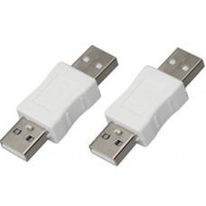 Переходник штекер USB-A(Male)-штекер USB-A(Male) REXANT 18-1170