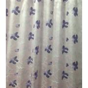 Шторка для ванны из ткани 180см * 180см SAVOL S-01718А