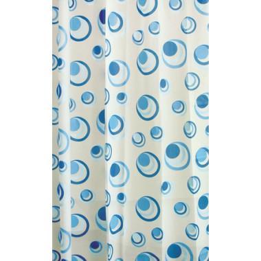 Шторы для ванны из клеенки 180см * 180см SAVOL S-6PEVA01