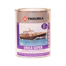Лак глянцевый 0.9 л Tikkurila UNICA SUPER EP 700003009