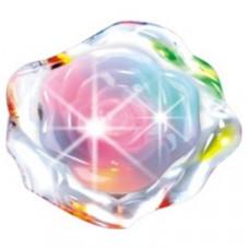 Ночник роза разноцветный без выключателя Uniel R&C 808