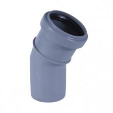 Отвод канализационный 40х30 мм SINIKON 504015.R