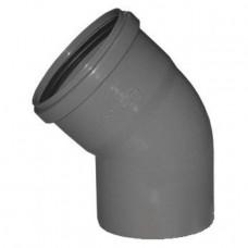 Отвод канализационный 32х45 мм SINIKON 100345