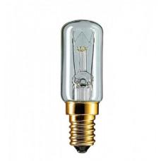 Лампочка накаливания для вытяжки 40 W Т25 Е14 PHILIPS