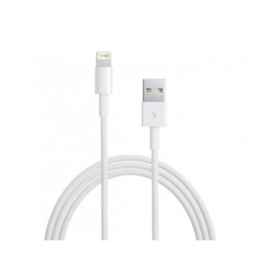USB кабель для iPhone 5/5S/5C 1 м c оригинальным чипом REXANT 18-0000