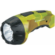 Фонарь LED (аккумуляторный, милитари) Ultraflash 3804ML 9822