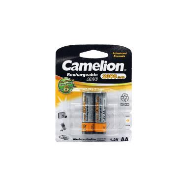 Аккумулятор 2000mAh Ni-Mh BL-2 Camelion R 6 3504