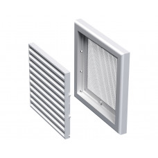 Вентиляционная решетка 160х160 мм КОМОВЕНТ