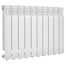 Радиатор 10 секций алюминиевый Global AL ISEO 500/80