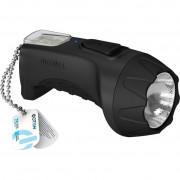 Фонарь аккумуляторный светодиодный  0,5W Black ФОТОН РМ-600 22343
