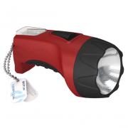 Фонарь аккумуляторный светодиодный Red 1W ФОТОН РМ-1500 22344
