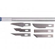 Нож с набором резцов 7 предметов ARCHIMEDES 90390