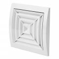 Квадратные вентиляционные решетки