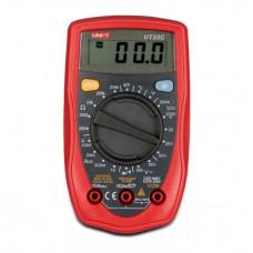 Мультиметр цифровой UNI-T UT-33C