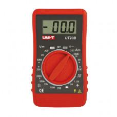 Мультиметр цифровой UNI-T UT-20B