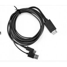 Переходник microUSB - HDMI for HDTV