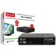 Цифровой телевизионный приемник D-COLOR DC1302HD