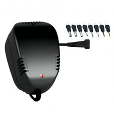 Адаптер/блок питания стабилизированный 500мА 8 насадок ROBITON SN500S