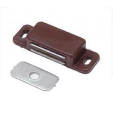 Защелка магнитная коричневая 20 мм AMIG 7590