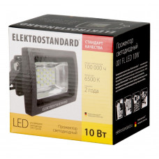 Прожектор светодиодный LED 10 W ELEKTROSTANDARD 001 FL а034646