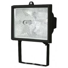 Прожектор галогеновый черный 500 Вт