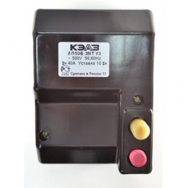 Автоматический выключатель КЭАЗ АП50Б-500V-63А
