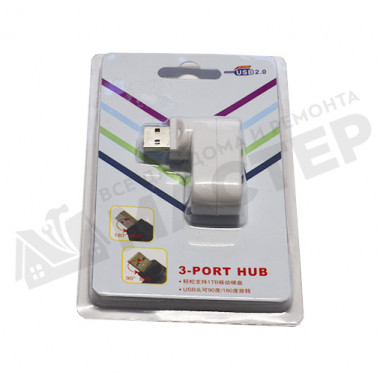 USB разветвитель 3-PORT HUB
