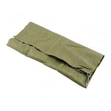 Мешки полипропиленовые зеленые 50 кг