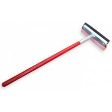 Стеклоочиститель-скребок с деревянной ручкой STAYER 0876