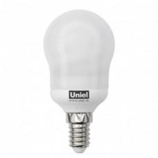 Компактная люминисцентная лампа Uniel ESL-G45L11\4200\E14