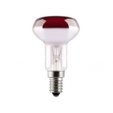 Лампа зеркальная красная R63 40W Е27 PHILIPS Ref Spotline