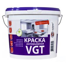 Краска в\д 7 л для внутренних работ VGT ВД-АК-2180 2623
