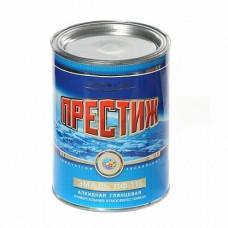 Эмаль голубая 0,9 кг Престиж