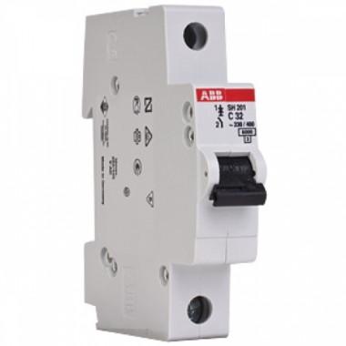 Автоматический выключатель 1P 32A АВВ SH201L 2CDS241001R0324