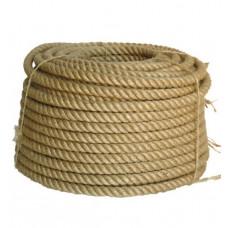 Веревка льняная D-10 мм