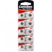 Элемент питания G2 LR726/396A/196 Camelion 12810