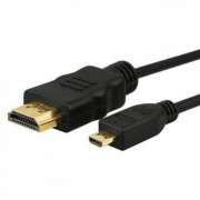 Шнур HDMI - micro HDMI gold 1.5 м REXANT Gold 17-6103